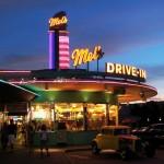 Mel's Drive-In at Universal Studios Florida.