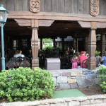 The School Bread experience at Epcot's Norway Pavilion.