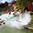 Dudley Do-Right's Ripsaw Falls at Universal's Islands of Adventure.