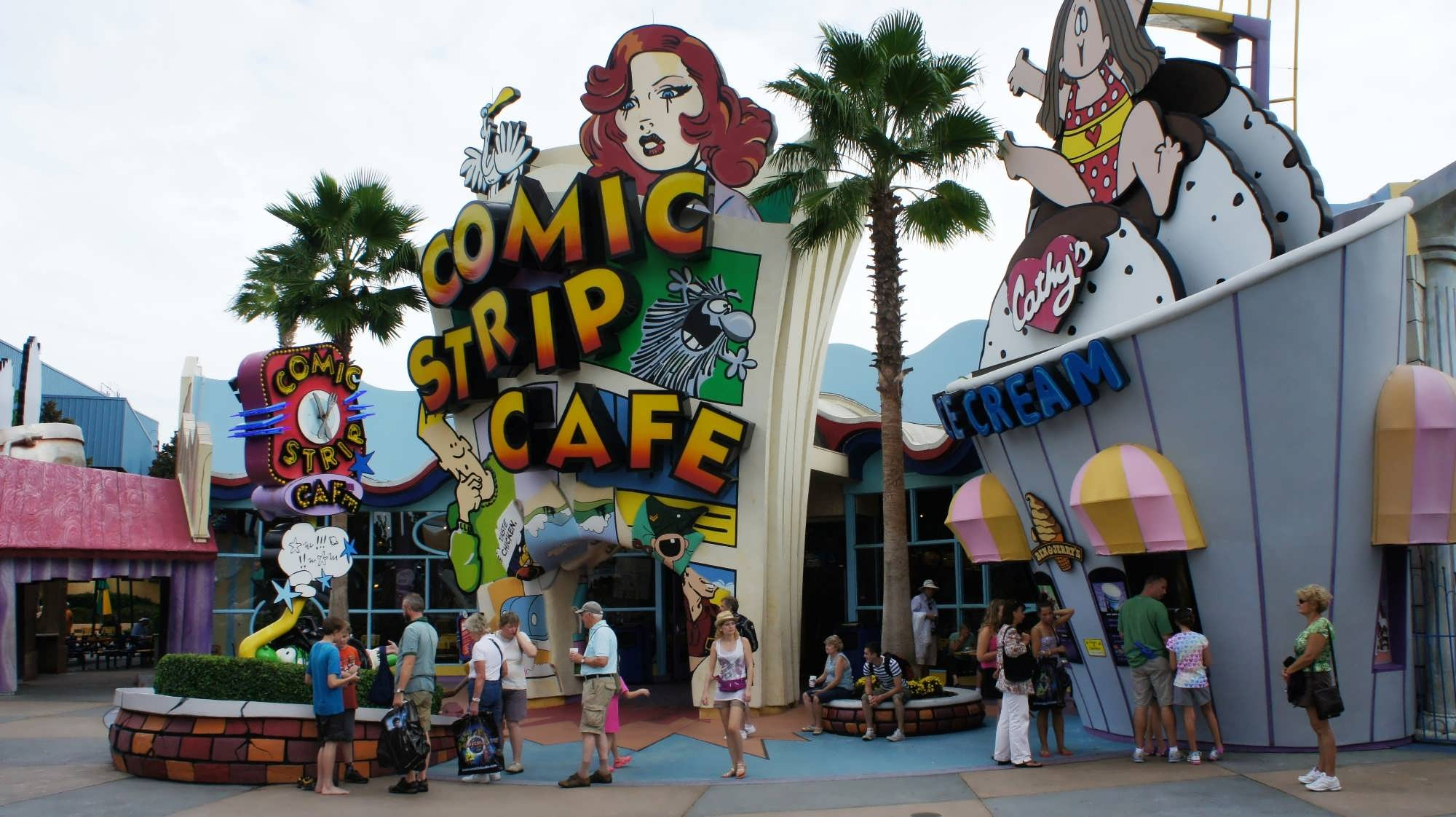 Islands Of Adventure Restaurant Reviews