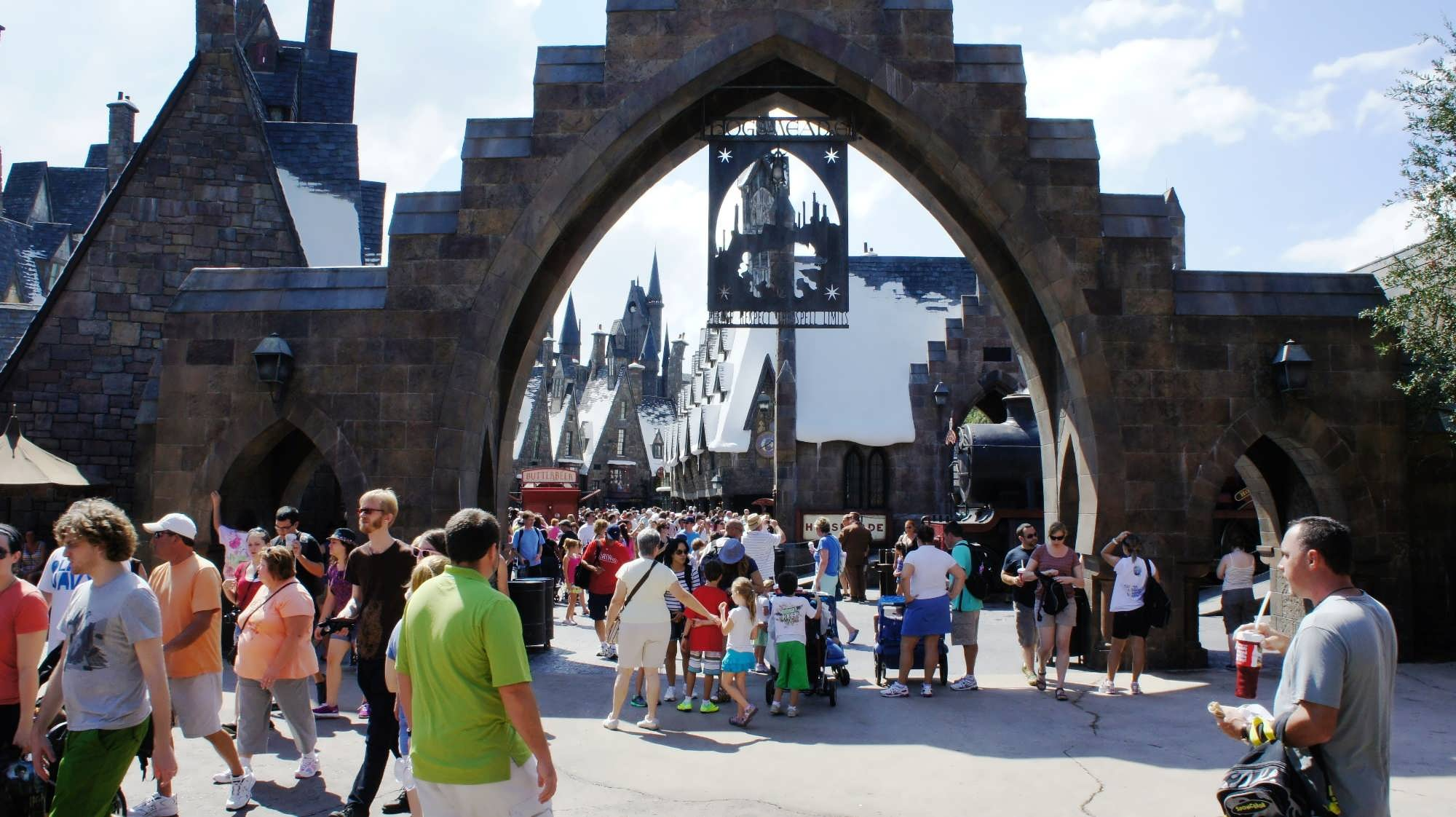 trip to wizarding world of harry potter