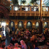 Margaritaville Cafe at Universal CityWalk.