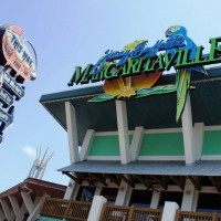 Margaritaville Cafe Orlando at Universal CityWalk.