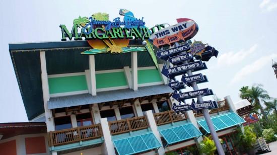 Margaritaville Orlando at CityWalk.