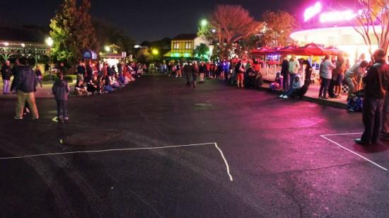 Mardi Gras 2012 at Universal Studios: The parade.