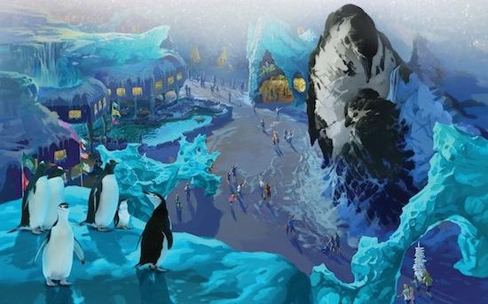 Antarctica Empire of the Penguin (courtesy of SeaWorld).