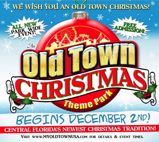 Old Town Christmas.