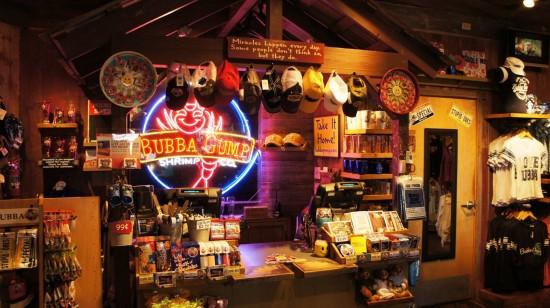 Bubba Gump Shrimp Co. at Universal CityWalk Orlando.