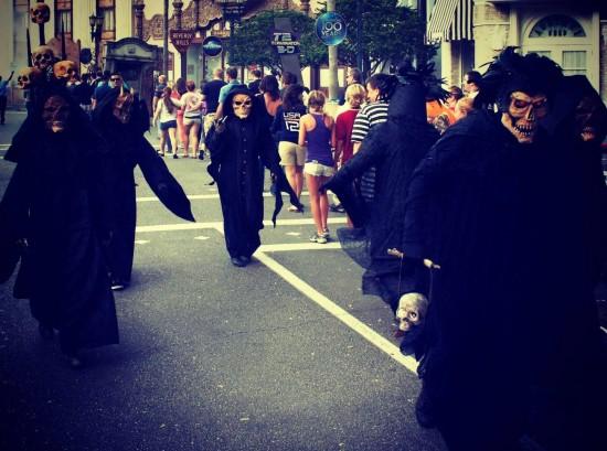Halloween Horror Nights 2012.