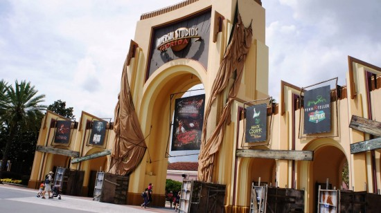 Halloween Horror Nights 2012 at Universal Studios Florida.
