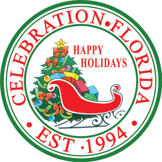 Happy Holidays from the Celebration Town Center