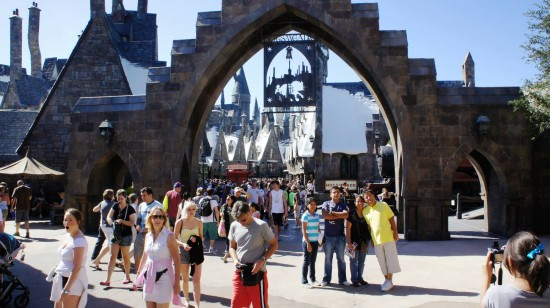 Wizarding World of Harry Potter trip report - November 2011.