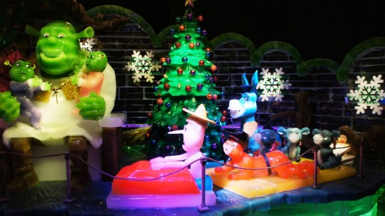 ICE! at Gaylord Palms 2011.
