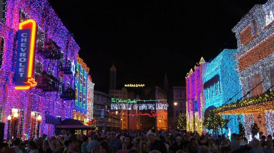 Osborne Family Spectacle of Dancing Lights 2011.