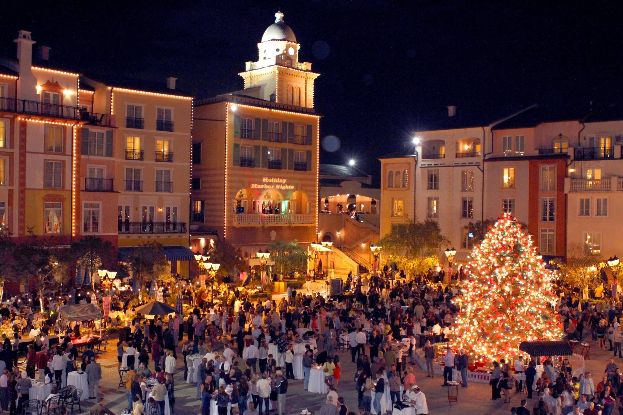Holiday Harbor Nights at Loews Portofino Bay Hotel