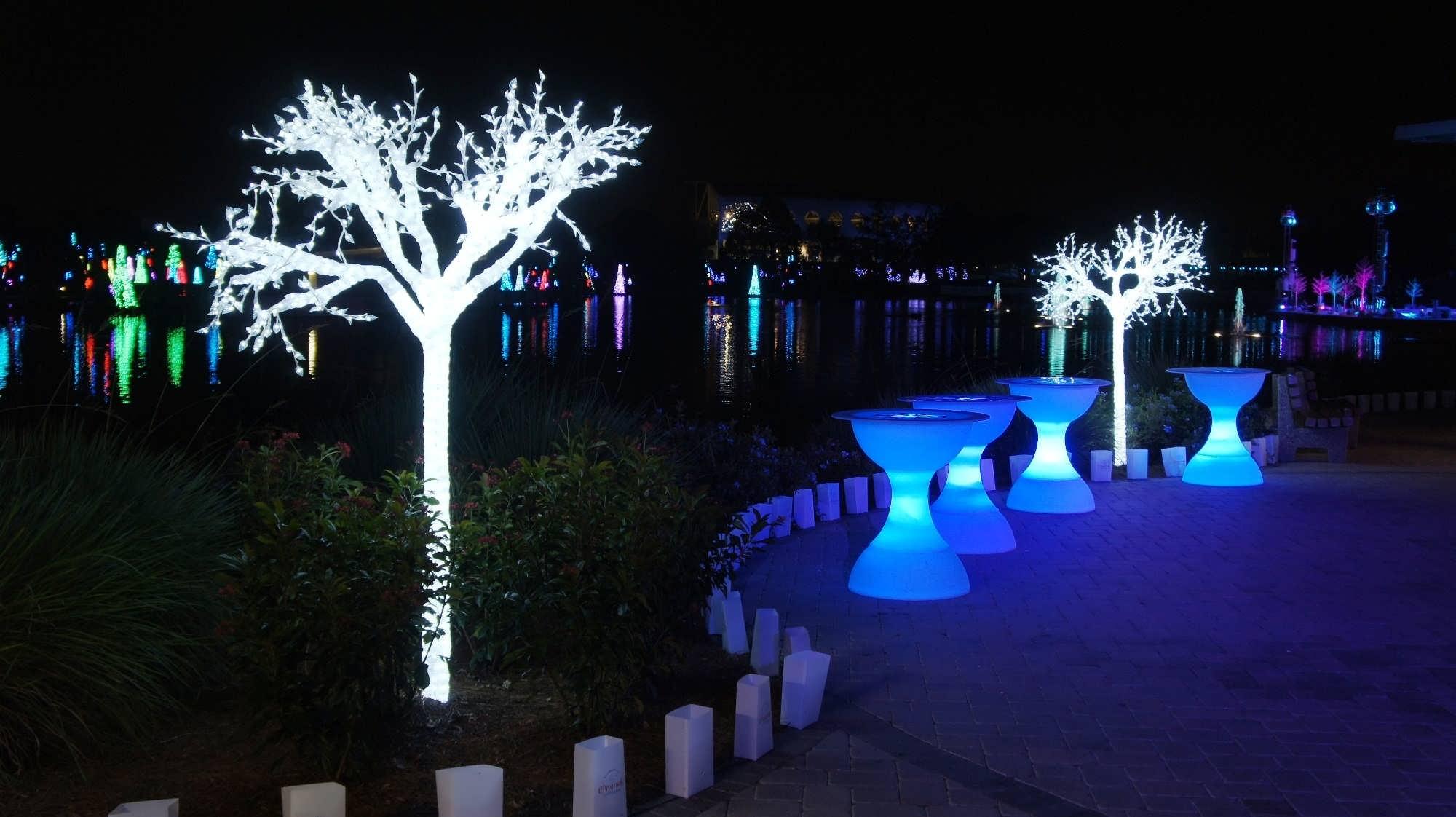 SeaWorld's 2011 Christmas Celebration - HD video & photo tour