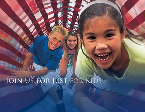 SeaWorld Orlando announces Just For Kids event (courtesy of SeaWorld Orlando).