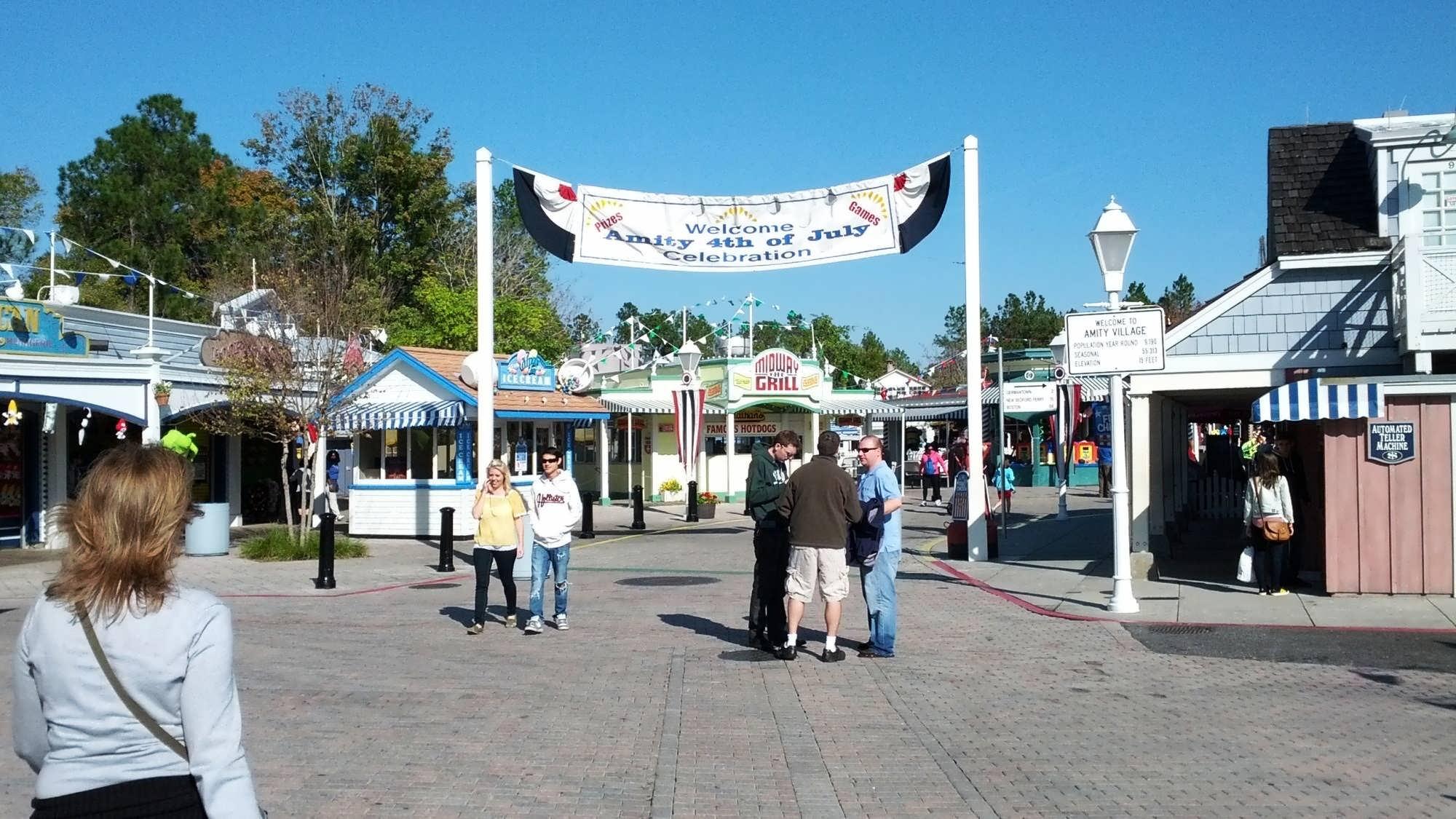 Universal Studios Florida trip report - early January 2012 ...