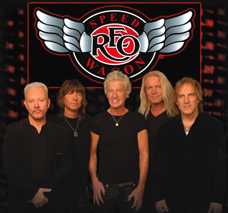 REO to perform at Universal's CityWalk New Year's Eve party!