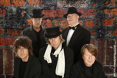 The Fixx to perform at Hard Rock Hotel's first Velvet Sessions concert in 2012.
