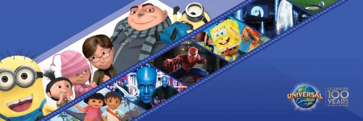 """2012 is the """"year to be here"""" at Universal Orlando (courtesy of Universal's Facebook page)."""