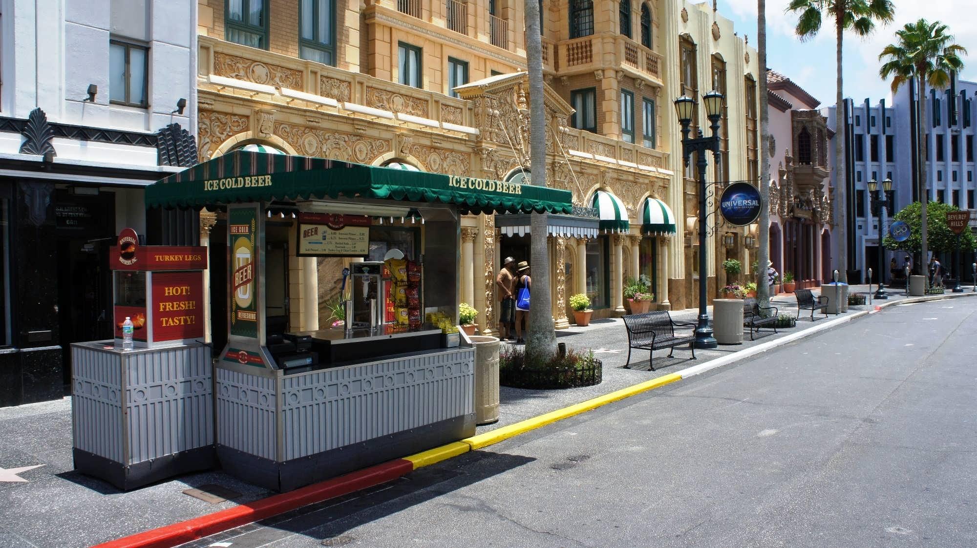 Universal's Superstar Parade at Universal Studios Florida