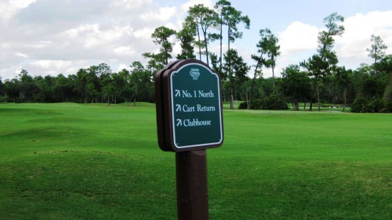 Grand Cypress Golf Club.