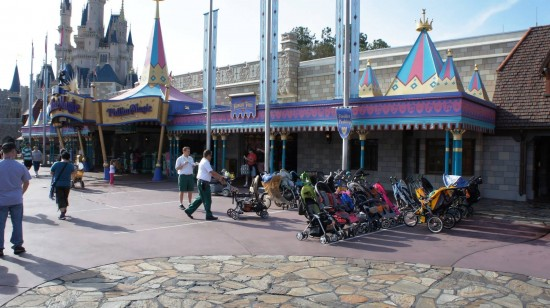 Magic Kingdom trip report - February 2012.