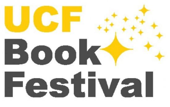 UCF Book Festival logo.