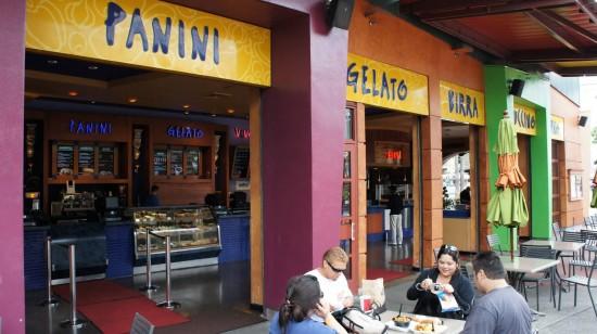Pastamore Restorante & Market at Universal CityWalk.
