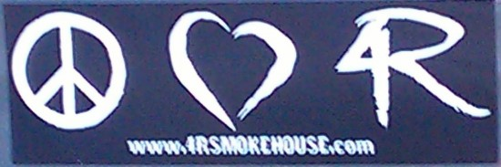 4 Rivers Smokehouse in Orlando, FL.
