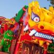 Mardi Gras 2013: Chinese New Year.