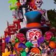 Mardi Gras 2013: Day of the Dead.