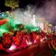 Mardi Gras 2013: King Gator Float.