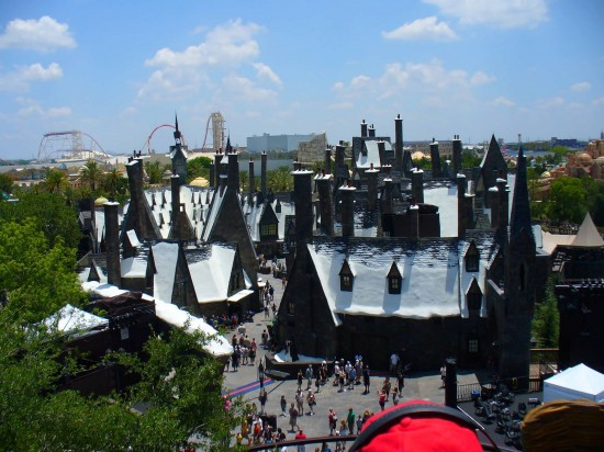 Vacationing at Orlando's theme parks: Try to visit in the off season.