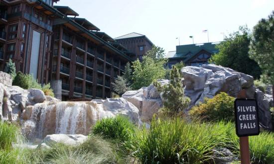Disney's Wilderness Lodge at Walt Disney World.