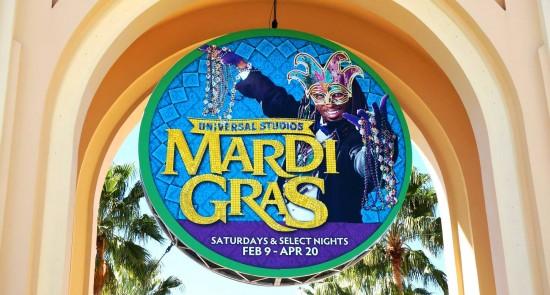 Mardi Gras 2013 emblem.