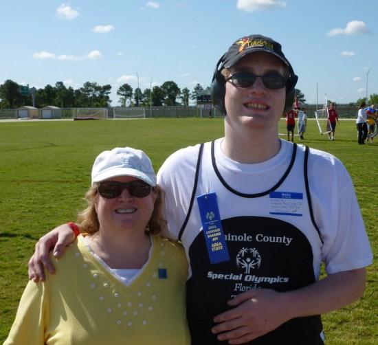 Special Olympics Florida.