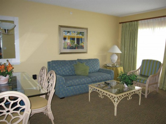 Hilton Grand Vacations Suites at SeaWorld.