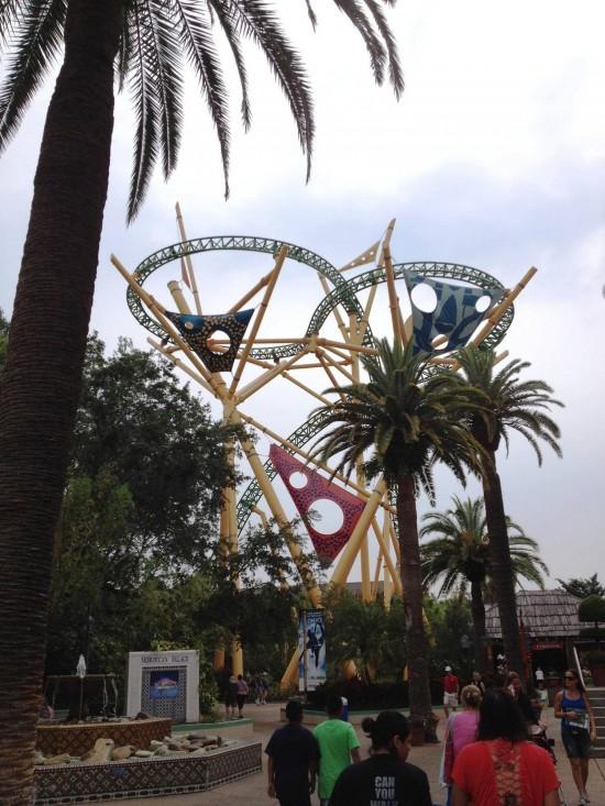 Busch Gardens Tampa.