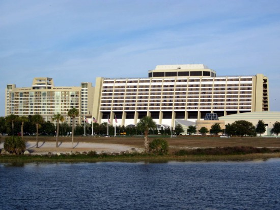 Staying on-site or off-site at Walt Disney World: Disney's Contemporary Resort & Bay Lake Tower.