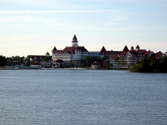 Staying on-site or off-site at Walt Disney World: Disney's Grand Floridian Resort & Spa.