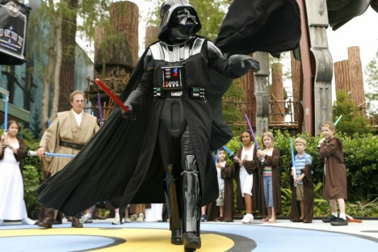 Star Wars Weekends at Disney's Hollywood Studios (courtesy of WDWNews.com).