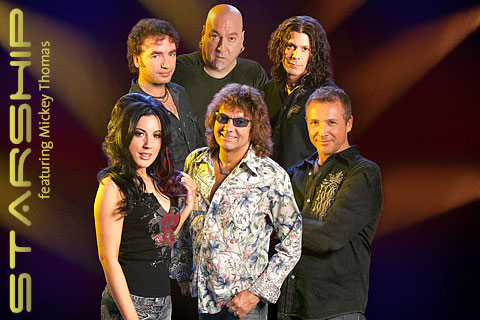 Hard Rock Hotel's Velvet Sessions to feature Starship in May.