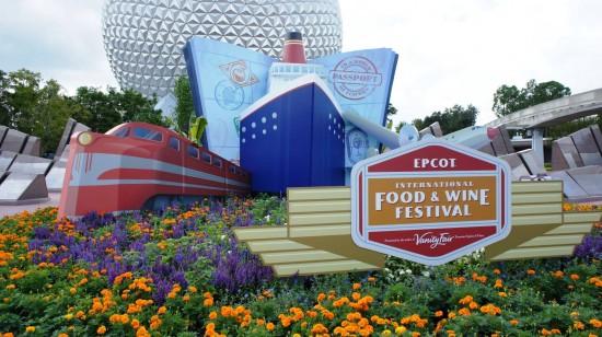 Epcot International Food & Wine Festival.