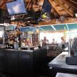Lone Palm tiki bar at Margaritaville Cafe Orlando.