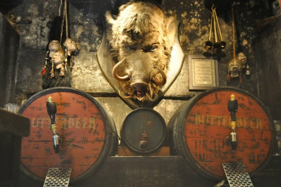 Hog's Head at Universal's Wizarding World of Harry Potter.