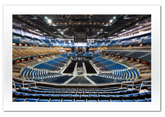 Venue interior (courtesy of AmwayCenter.com).