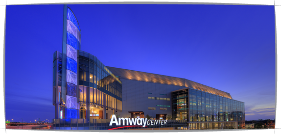 Amway Center (courtesy of AmwayCenter.com).