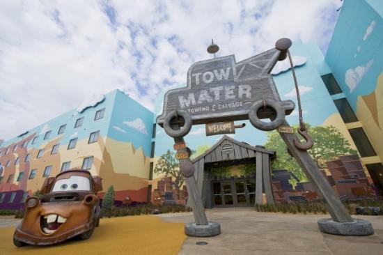 Disney's Art of Animation Resort.